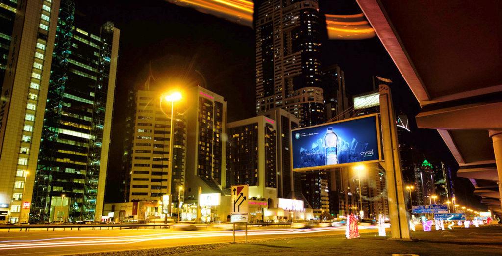 Dubai Outdoor Advertising