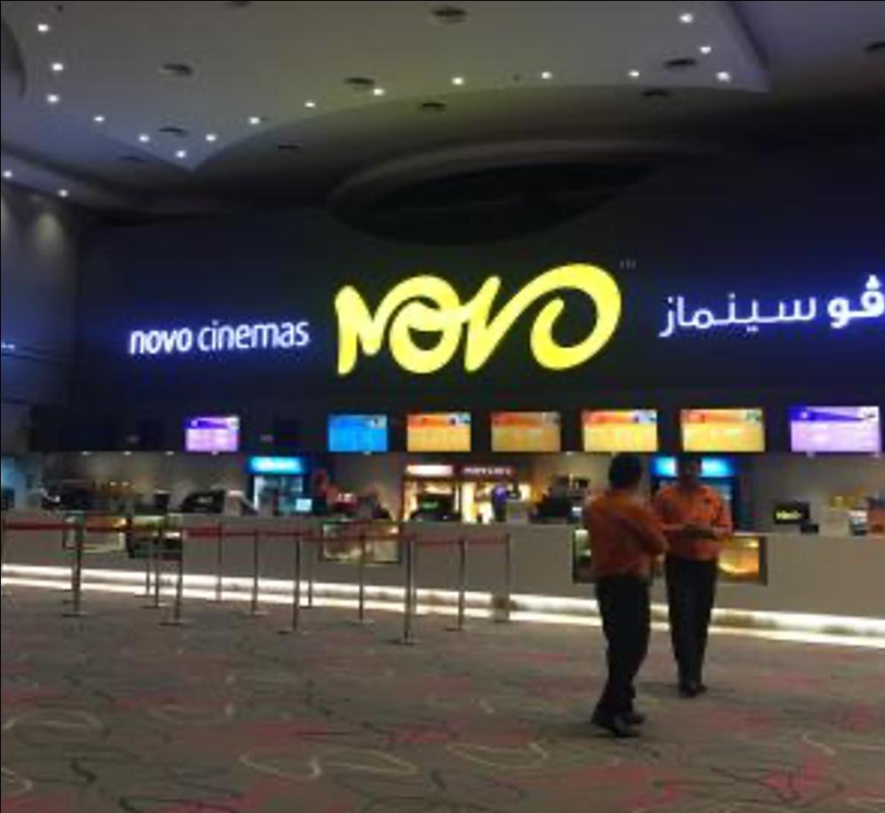 Novo Manar Mall
